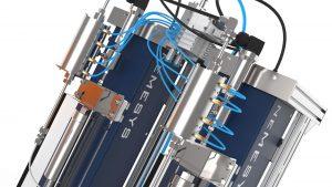 Nemesys Ultra High Pressure Modul Contiflow