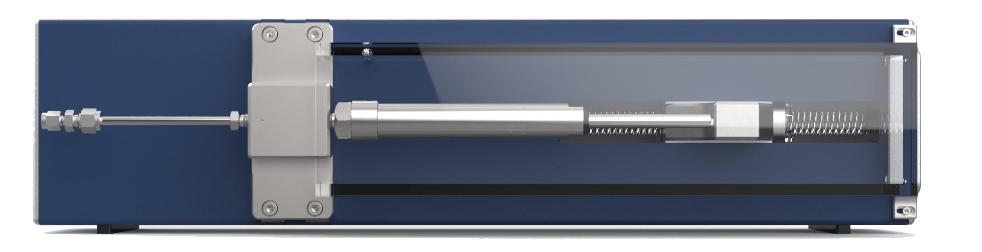 Spritzenpumpe Nemesys Ulta-Hochdruckmodul, Nemesys ultra-high pressure module