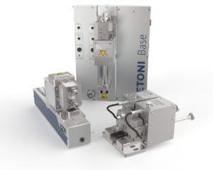 Übersicht CETONI Heizkomponenten für Mikrofluidik