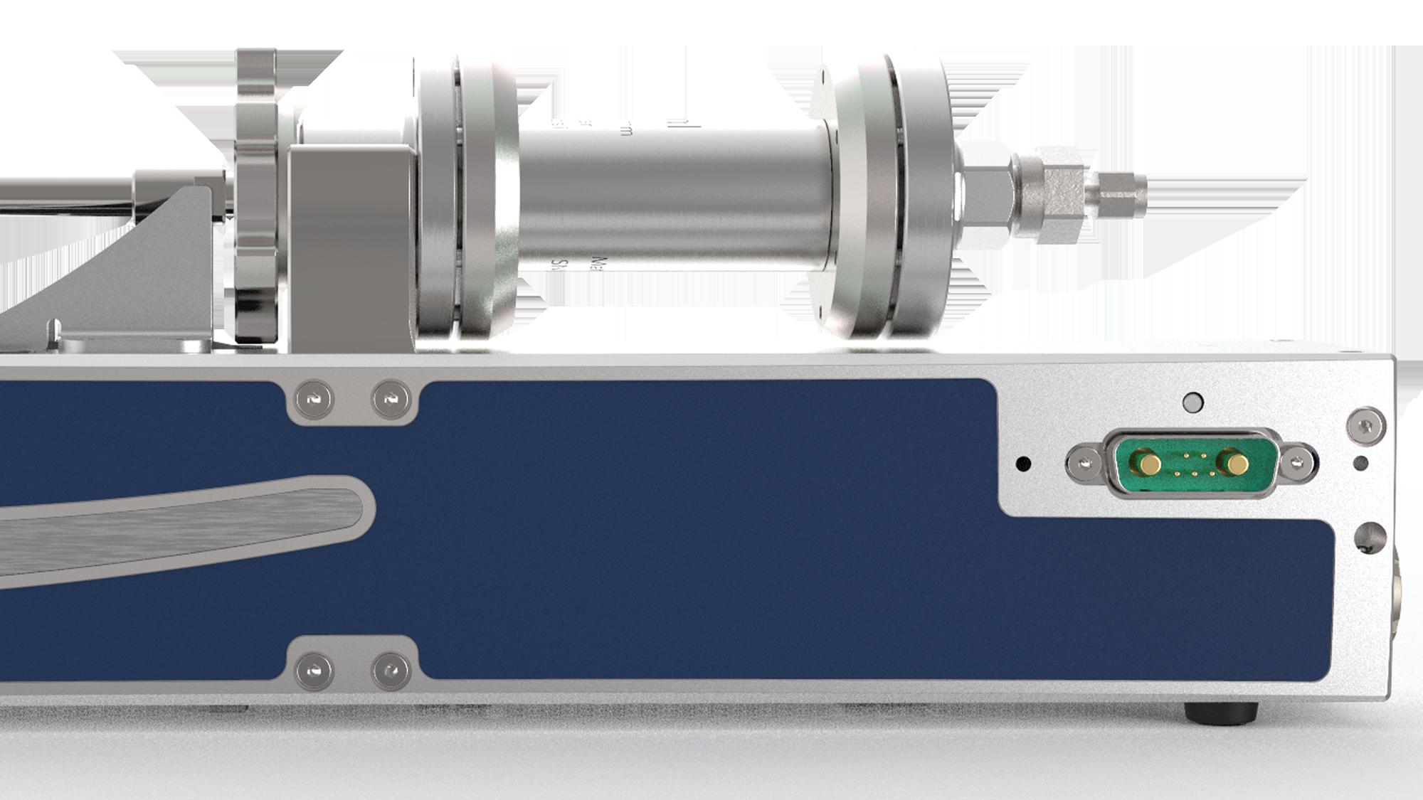 CETONI Nemesys M Flow System, pulsationsfreie Spritzenpumpe